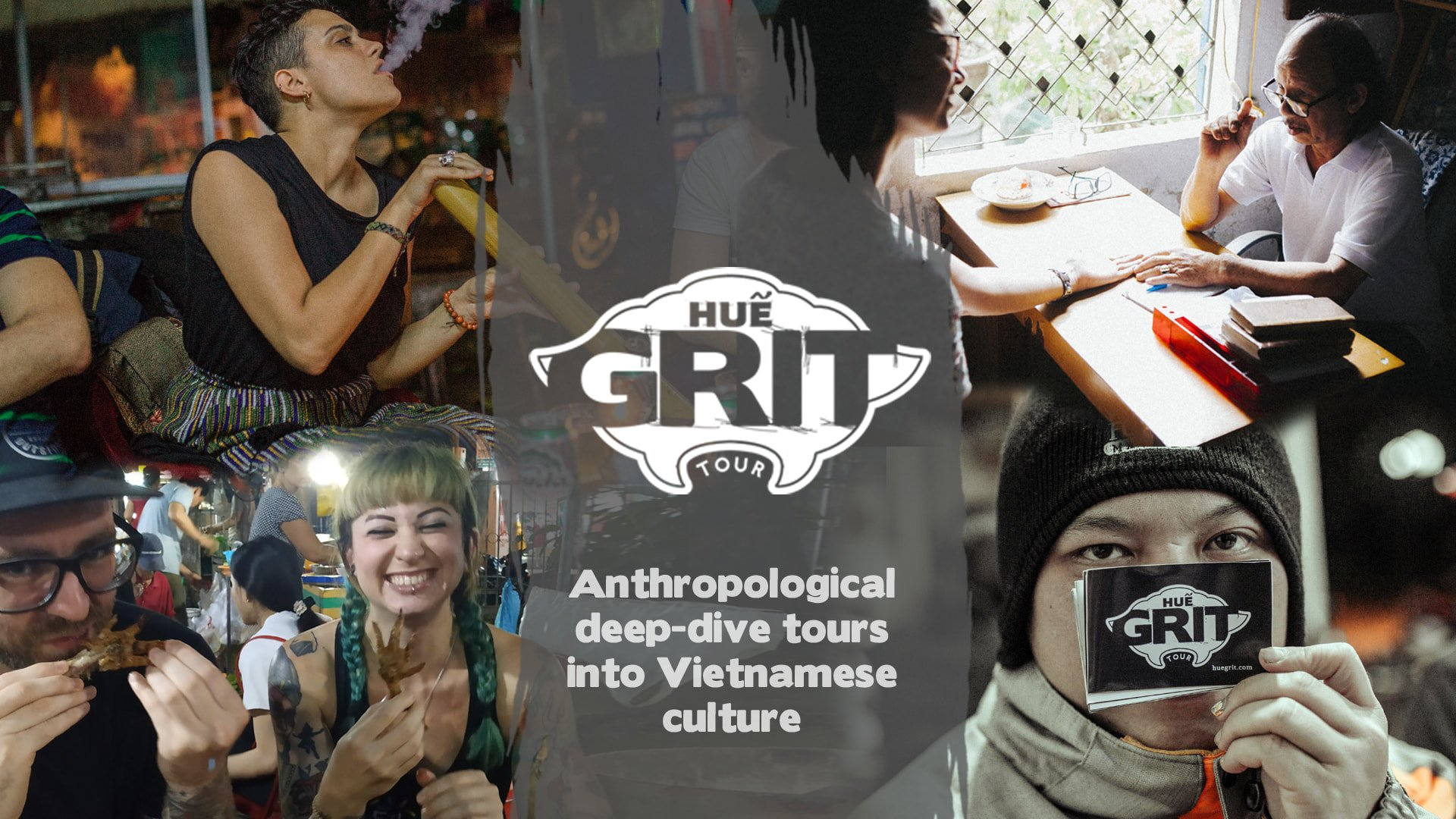 Hue Grit Tour. Anthropological deep=dive tours into Vietnamese culture