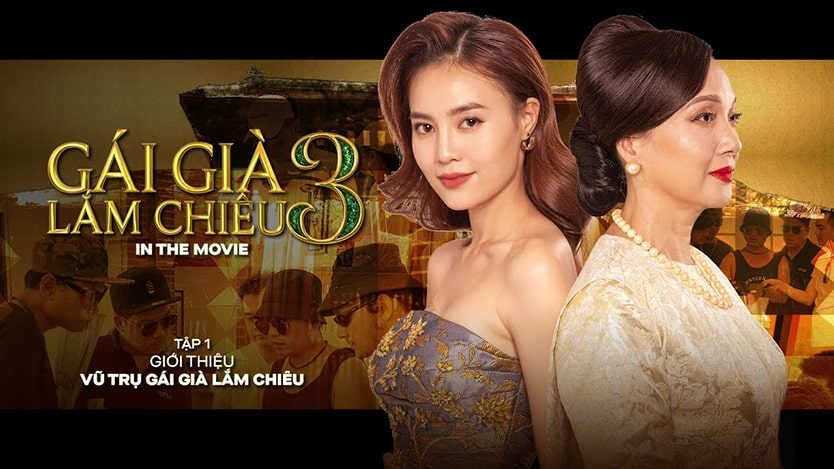 Film Poster for gia gai lam chieu