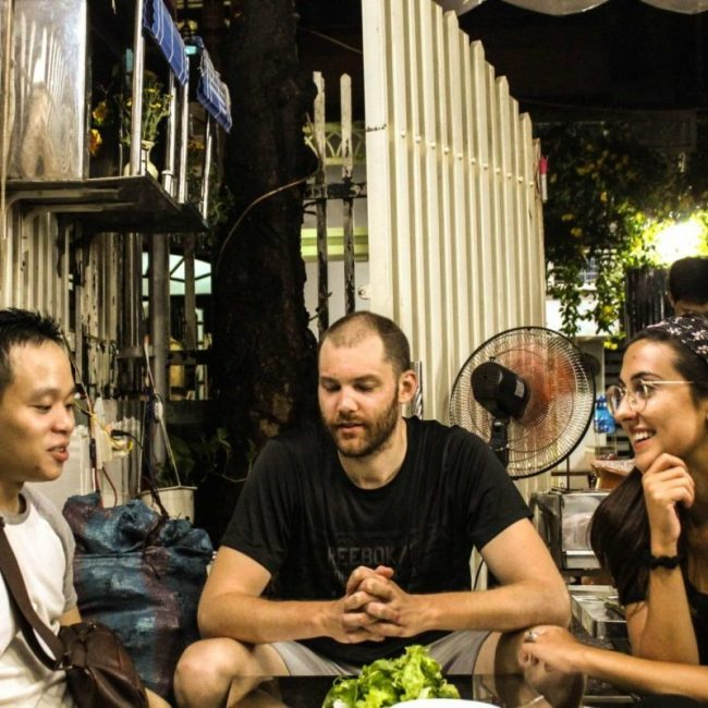 Food tours in Hue